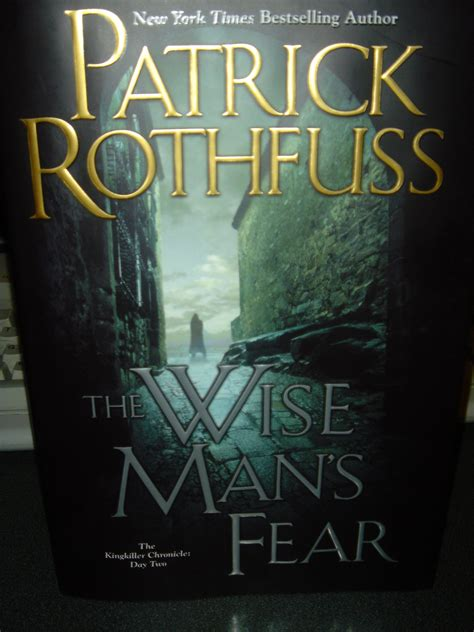 by patrick rothfuss the wise mans fear the official patrick rothfuss the wise man s fear thread