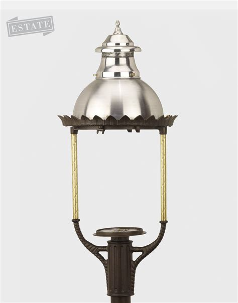 Outdoor Gas Light Boulevard 3600 Gaslite Outdoor Gas And Electric Yard L