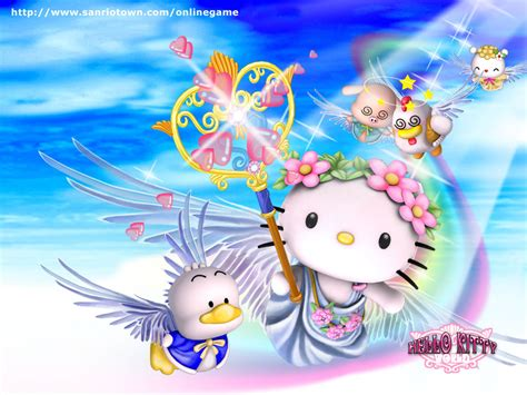 hello kitty wallpaper games my free wallpapers games wallpaper hello kitty world