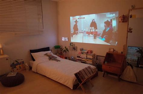 trik biar kamar kos sempit jadi instagramable ala korea