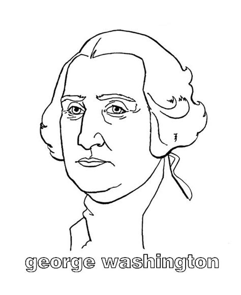 coloring page king george iii george washington coloring pages printable coloring