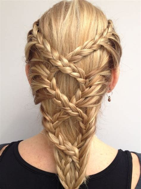 15 best cool summer braid 123 best cool hair styles images on hairstyles