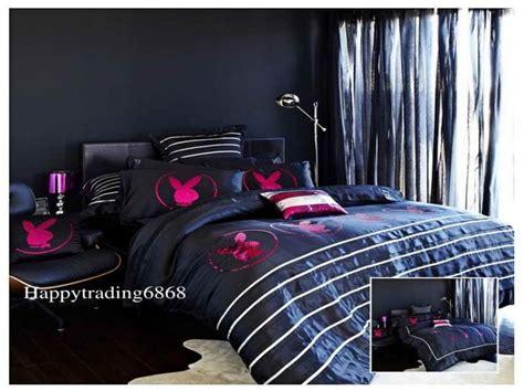 playboy bedroom set playboy bunny bedroom set 28 images playboy bunny logo diamante black faux silk queen