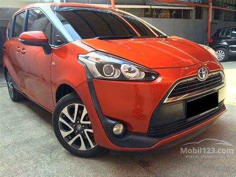 Sienta Orange Jual Mobil Toyota Sienta 2016 V 1 5 Di Dki Jakarta