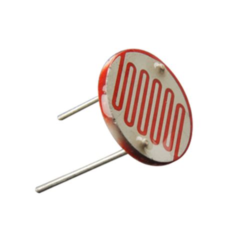 ldr resistor value light dependent resistor craftronixlab