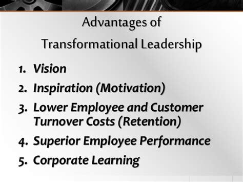 advantages disadvantages of people oriented leadership advantages and disadvantages of transformational