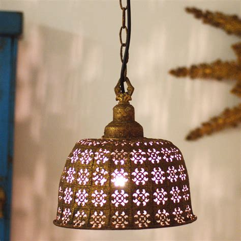 Moroccan Light Pendant Moroccan Ceiling Pendant Light By Made With Designs Ltd Notonthehighstreet