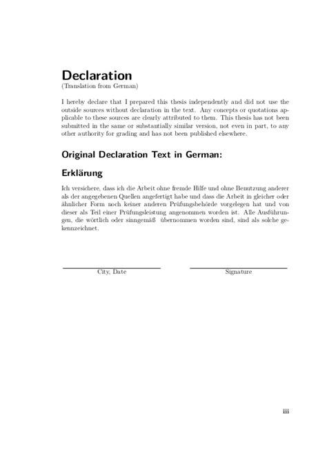 thesis translation german master thesis documentation