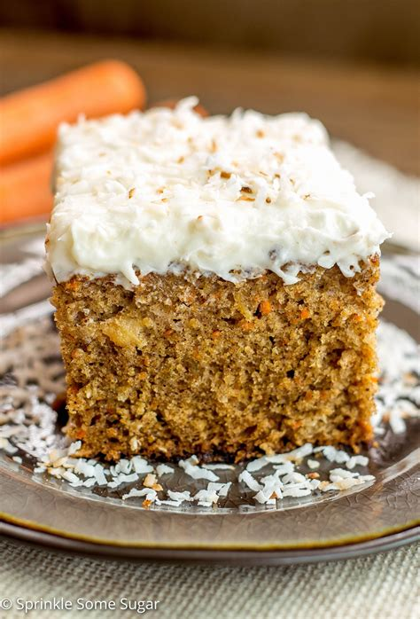 coconut carrot cake pineapple coconut carrot cake with coconut cream cheese