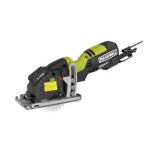 rockwell versacut 4 mini circular saw rk3440k the