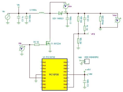 tina circuit simulator for analog digital mcu mixed mixed circuit simulation in tina spice vhdl mcu co