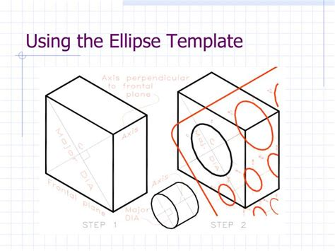 ppt oblique and isometric drawings powerpoint