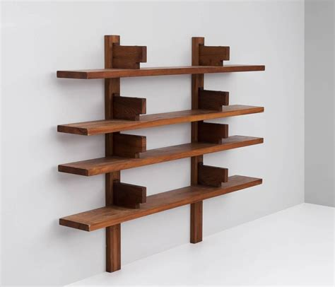 Wall Mounted Bookcases For Sale chapo biblioth 232 que wall mounted bookcase for sale at 1stdibs