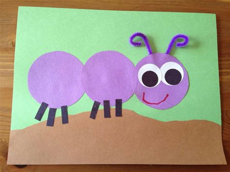 craft and for caterpillar craft preschool egg crafts for toddlers