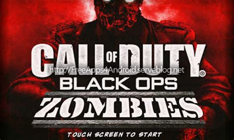 cod boz apk free 4 android cod boz call of duty black ops zombies v1 0 apk free apps 4 android