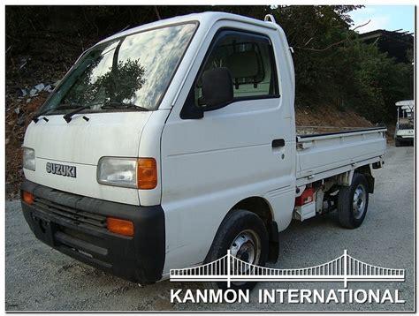 Suzuki Mini Truck Engine Usedjapanesetractors Jp Used Japanese Mini Truck Suzuki