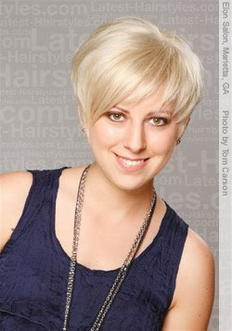 over 40 haircuts bangs 2013 short haircut for women over 40