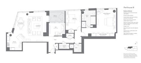 one level floor plans