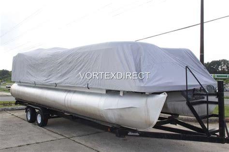 vortex boat covers new vortex 15 16 ft ultra 3 purpose pontoon boat deck