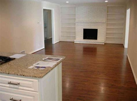 white brick fireplace home