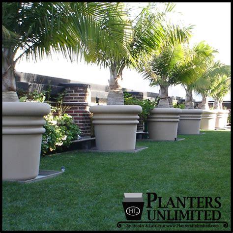 Planters Unlimited orvieto planters