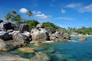 Rent Car Bangka Belitung Mengenal Pantai Parai Tenggiri