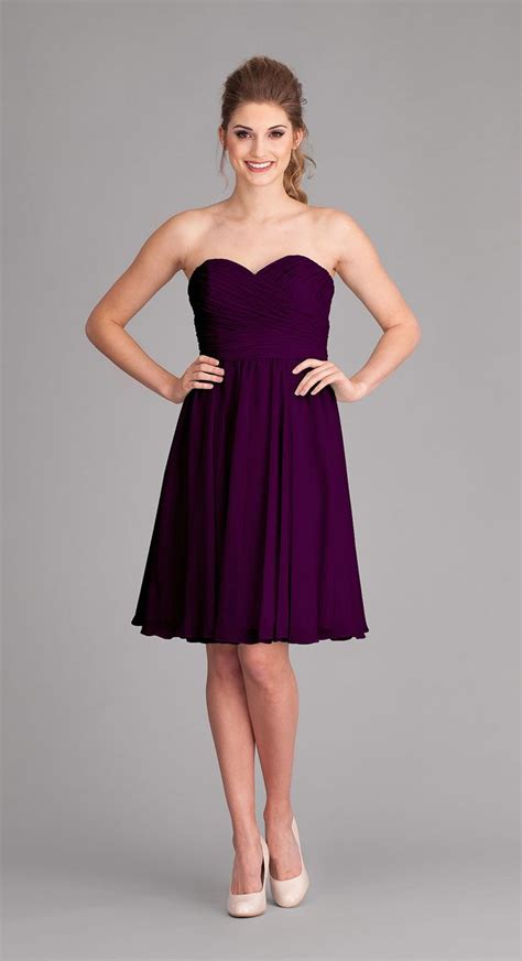 plum colored dresses best 25 plum bridesmaid ideas on plum colored