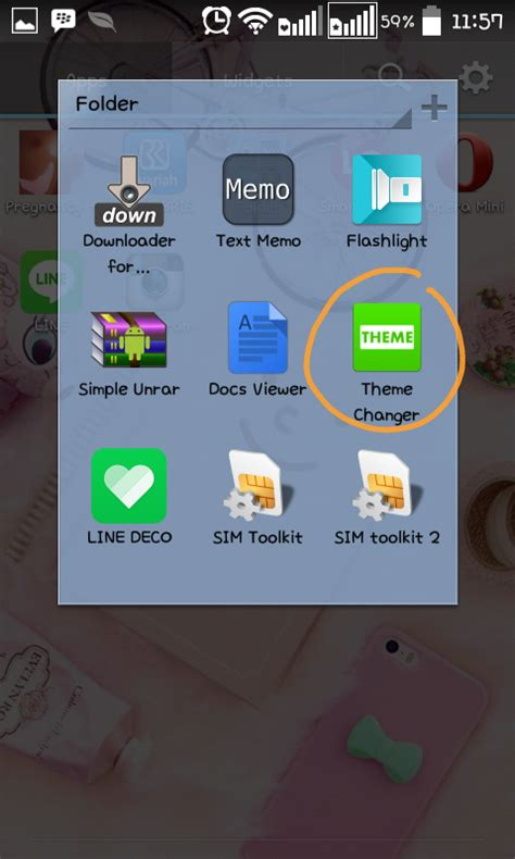 theme changer line free download android snsd free line theme 5 3 0 download not for