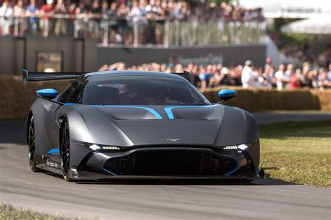 Aston Martin Vulcan: video, latest news and all you need to know   Evo