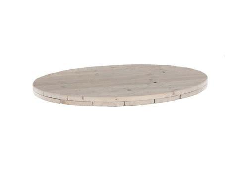 tafelblad op maat laten zagen rond steigerhouten tafelblad op maat f 216 rn