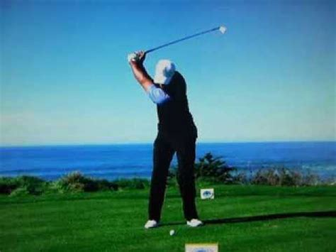 tiger woods slow motion swing 2012 tiger woods slow motion pebble beach swing vision superg