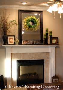 Design For Fireplace Mantle Decor Ideas 43 Stylish Easter Mantel Decorating Ideas Digsdigs