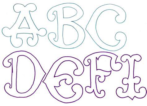 tipos de letras bonitas para carteles imagui pinterest moldes de letras del abecedario para carteles imagui