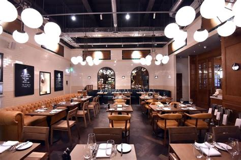 Toms Kitchen 2 by This Is What Atul Kochhar S New Restaurant At The Mailbox