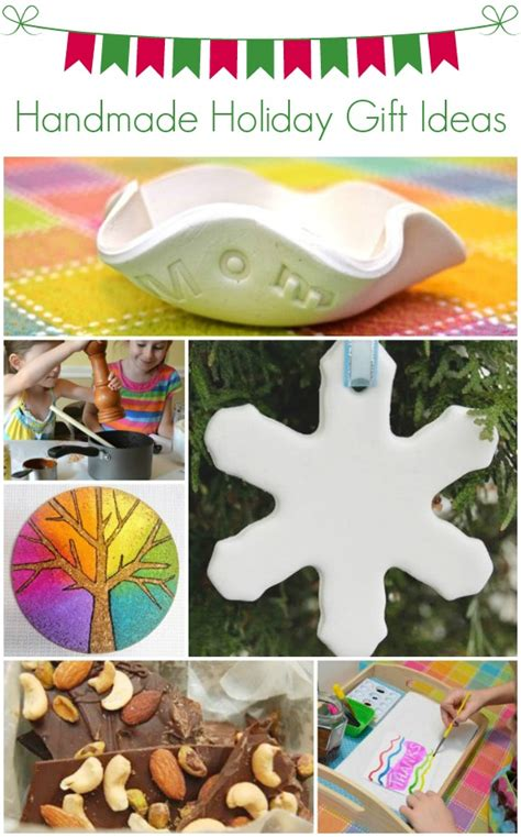handmade holiday gift ideas inner child fun