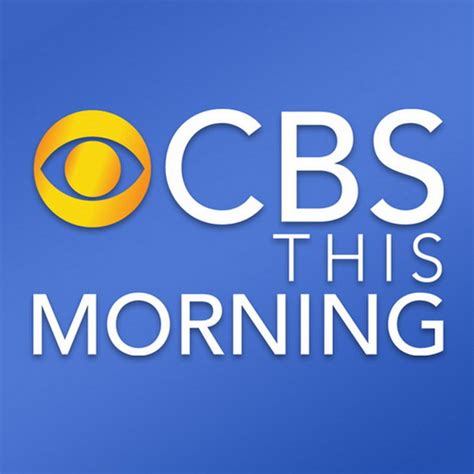 Morning News by Cbs This Morning Font