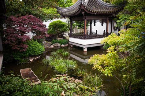 lan su garden portland oregon tea
