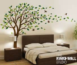 Stickers On Wall For Bedroom tree wall decal bedroom wall decals wall sticker vinyl art wall