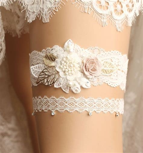 Wedding Garter Sets by 20 Fabulous Lace Wedding Garter Ideas That You Cannot Say No