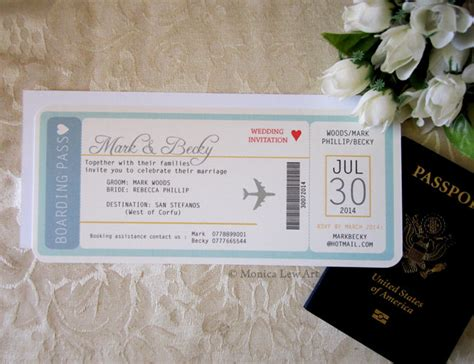 sle wedding invitations for destination weddings plane ticket destination wedding invitation design fee