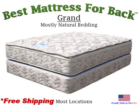 The Best Mattress To Buy For Back by King Grand Best Mattress For Back