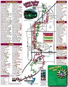 international drive florida map international drive trolley tickets orlando tourist