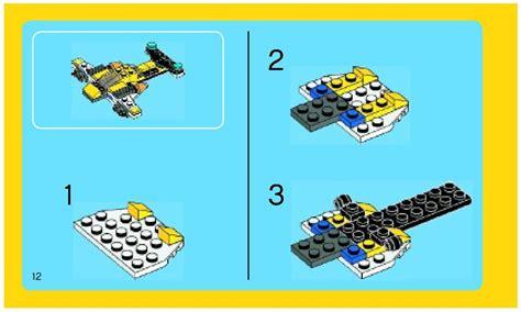 Lego 31001 Creator Mini Skyflyer lego mini skyflyer 31001 creator
