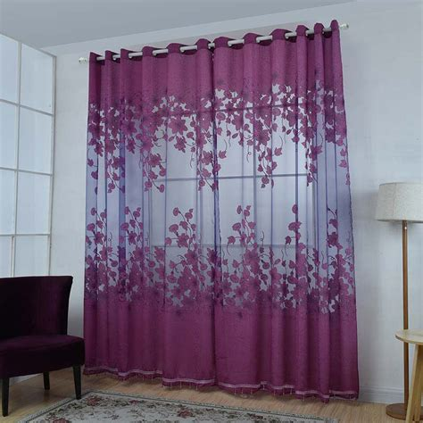 door curtain nz upscale floral tulle room door blackout window curtain