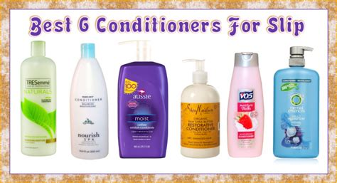 best conditioner for hair the best 6 conditioners for fabulous slip