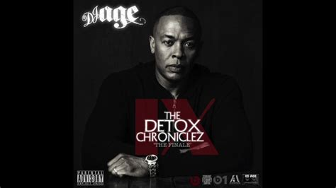 Detox Chroniclez Vol 8 by Dr Dre Detox Freestyle Feat Justus The Detox