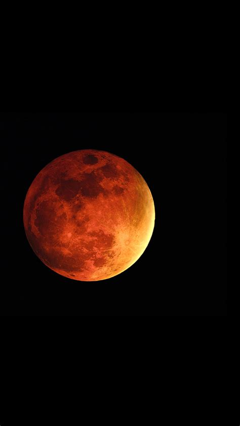 wallpaper iphone moon blood moon iphone wallpaper hd