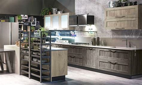 Stile Industriale by With Cucine Stile Industriale