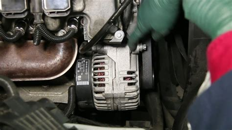 mercedes    alternator voltage regulator