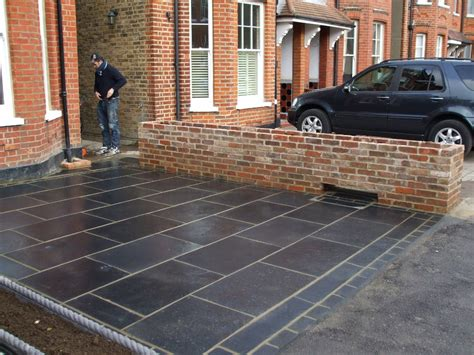 Slate For Patios Slabs by Click To Paving Limestone Patio